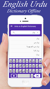 English to Urdu and Urdu to English Dictionary 5