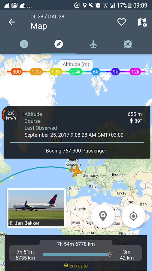 Airline Flight Status Track & Airport FlightBoard- screenshot