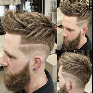 Men Newest Hairstyle - náhled