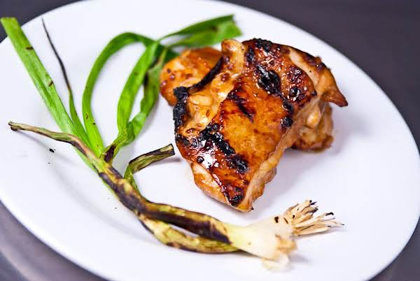 Brandy's Teriyaki Chicken