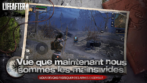 Code Triche LifeAfter: Night falls APK MOD screenshots 3