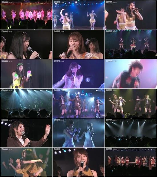 160621 AKB48 チーム4 「夢を死なせるわけにいかない」公演
