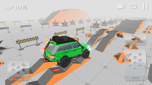 Test Driver: Offroad Driving Simulator 1.095 screenshots 1