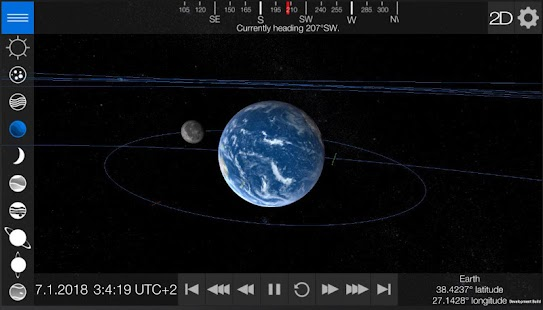 SolarX - náhled
