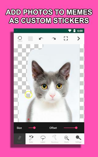 Meemify - Meme Generator screenshots 2