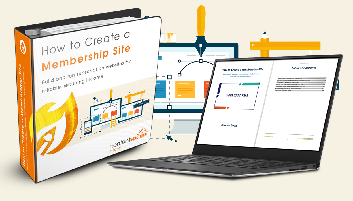 How To Create A Membership Site  Doneforyou Course Kit