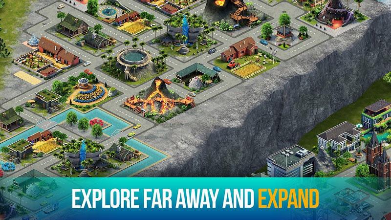 City Island 3 - Building Sim: Little to a Big Town Screenshot 3