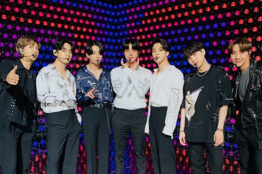 BTS and Big Hit Entertainment donates 1 million for crew nation charity