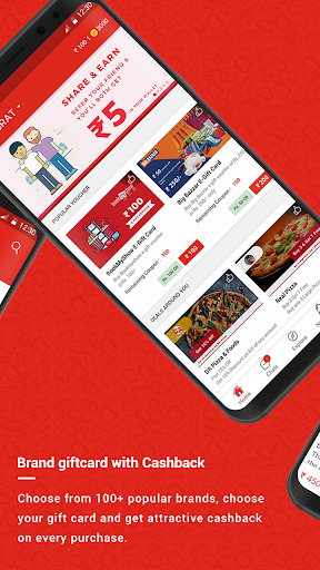 Wibrate - Local Offers & Giftcards, Earn Cashback 6.3 gameplay | AndroidFC 2