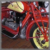 Classic Motorcycles Wallpaper