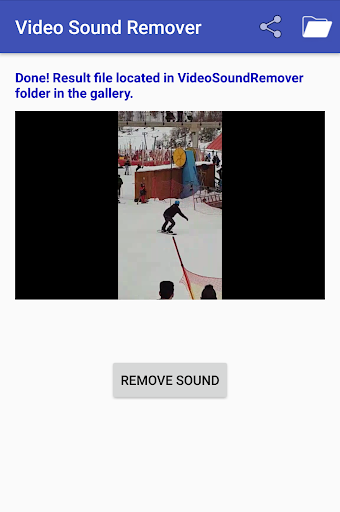 Video Sound Remover for PC