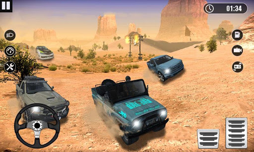 Off-Road Outlaws 3D 2019 - 4x4 Offroad Rally 1.0 Mod screenshots 1
