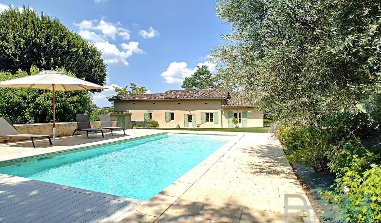 Maison avec piscine Bazas