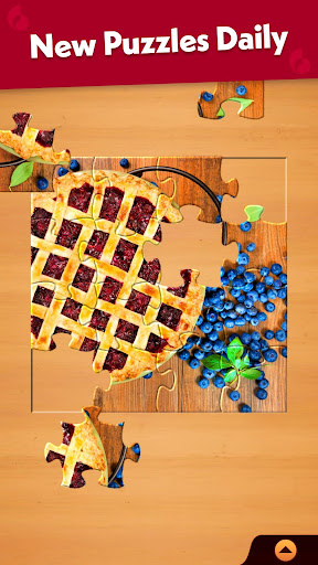Jigsaw Puzzle: Create Pictures with Wood Pieces screenshot 4