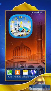 Mešity Analogové Hodiny - náhled