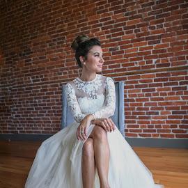 by Debbie Slocum Lockwood - Wedding Bride