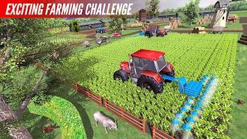 Farming Simulation Game 2020
