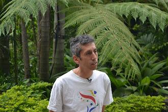 Photo: Héctor Buitrago habla de la energía
