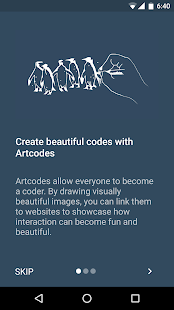 Artcodes- screenshot thumbnail