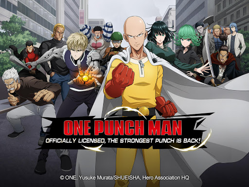 One-Punch Man: Road to Hero 1.0.2 screenshots 1