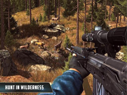 Animal Hunter : Jungle Sniper Shooting apktram screenshots 10
