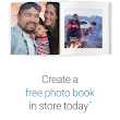 From our family to yours, get a free Google Photos book when you visit a Fiber Space |