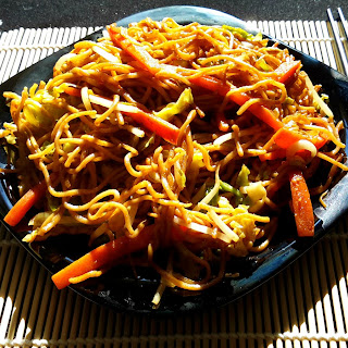 Dry Chow Mein Noodles Recipes.