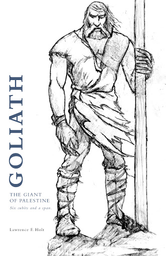 Goliath: the Giant of Palestine cover