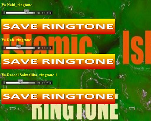 Download 77 Mp3 Ringtone Islami Google Play softwares