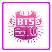 BTS Sticker & Photo Editor