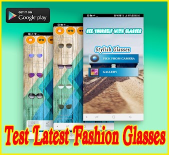 Fashion Glasses Try-On Tool - náhled