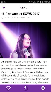 Popcrush - Music, Celebs & Entertainment News - náhled