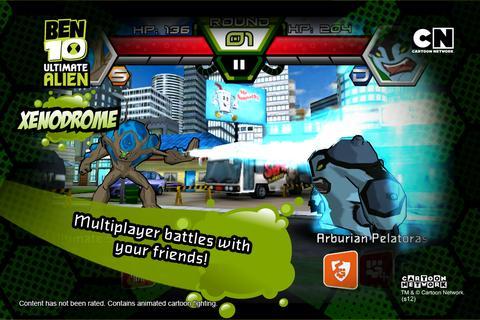 Ben 10 Xenodrome screenshot 5