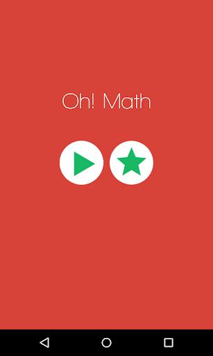 Oh Math