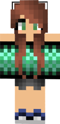 made by horsegirlrider new outfit from my original skin
