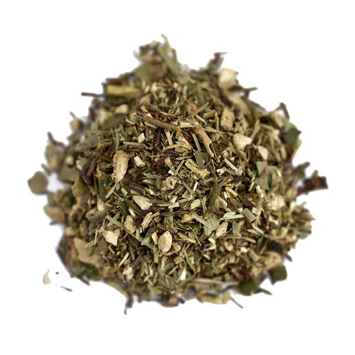Bulk tea - Ginger Lime (Herbal | 50g)