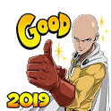 ✌️ New Stickers Anime Memes 2019 -WAstickerapps icon