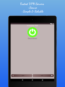Invisible NET Free VPN – Fast VPN proxy App Download For Android 7