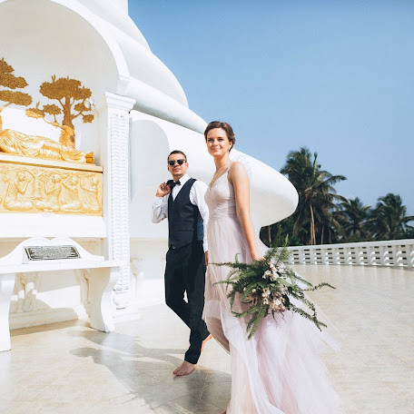 Wedding photographer Evgenii Katsinis (Joice). Photo of 31.12.2017