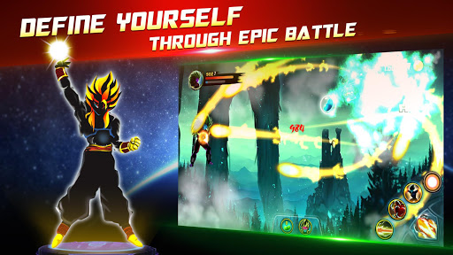 Dragon Battle Legend: Super Hero Shadow Warriors 3.0 screenshots 3
