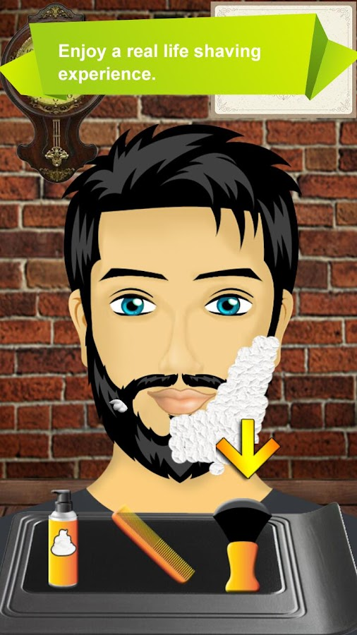 Barber Shop Crazy Beard Salon - Android Apps on Google Play