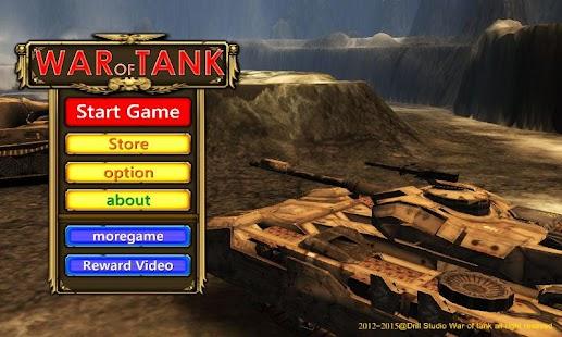 War of Tank 3D 1.56 APK