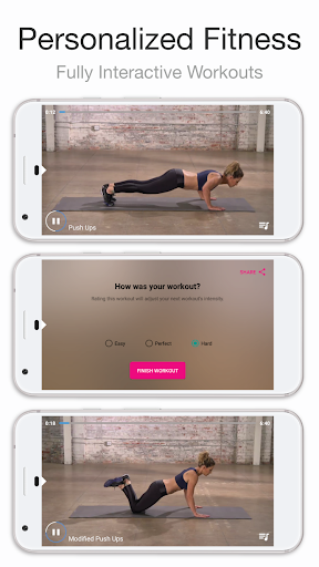 My Fitness by Jillian Michaels 1.4.2 screenshots 2
