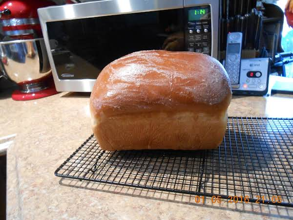 My Bread Machine Bread  Made In Loaf Pan