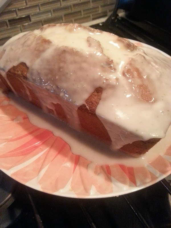 When the loaves are completely cooled, mix the powdered sugar with the zest and...