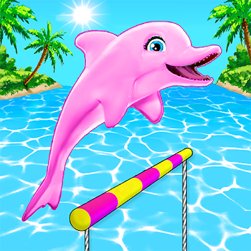 My Dolphin Show MOD APK 4.3.1 (Unlimited Money)