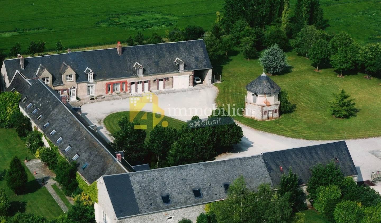 Propriété avec jardin Chateaudun