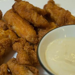 Rustic Spicy Chicken Nibbles