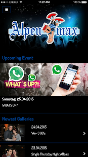 Alpenmax Ansbach - screenshot thumbnail