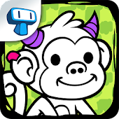 Monkey Evolution - Simian Missing Link Game